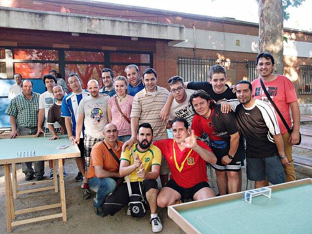 Participantes semana juventud