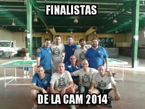 Finalistas torneo