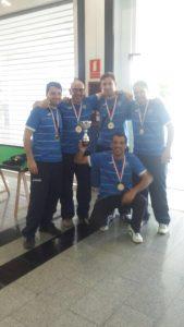 Alcala campeon